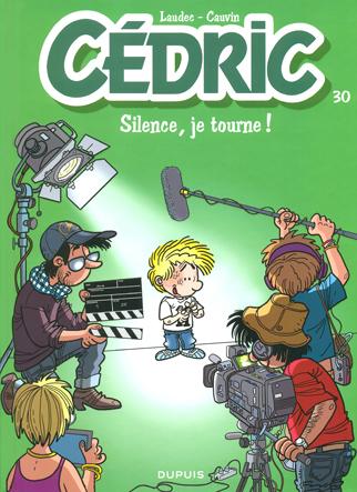 couverture BD Cédric