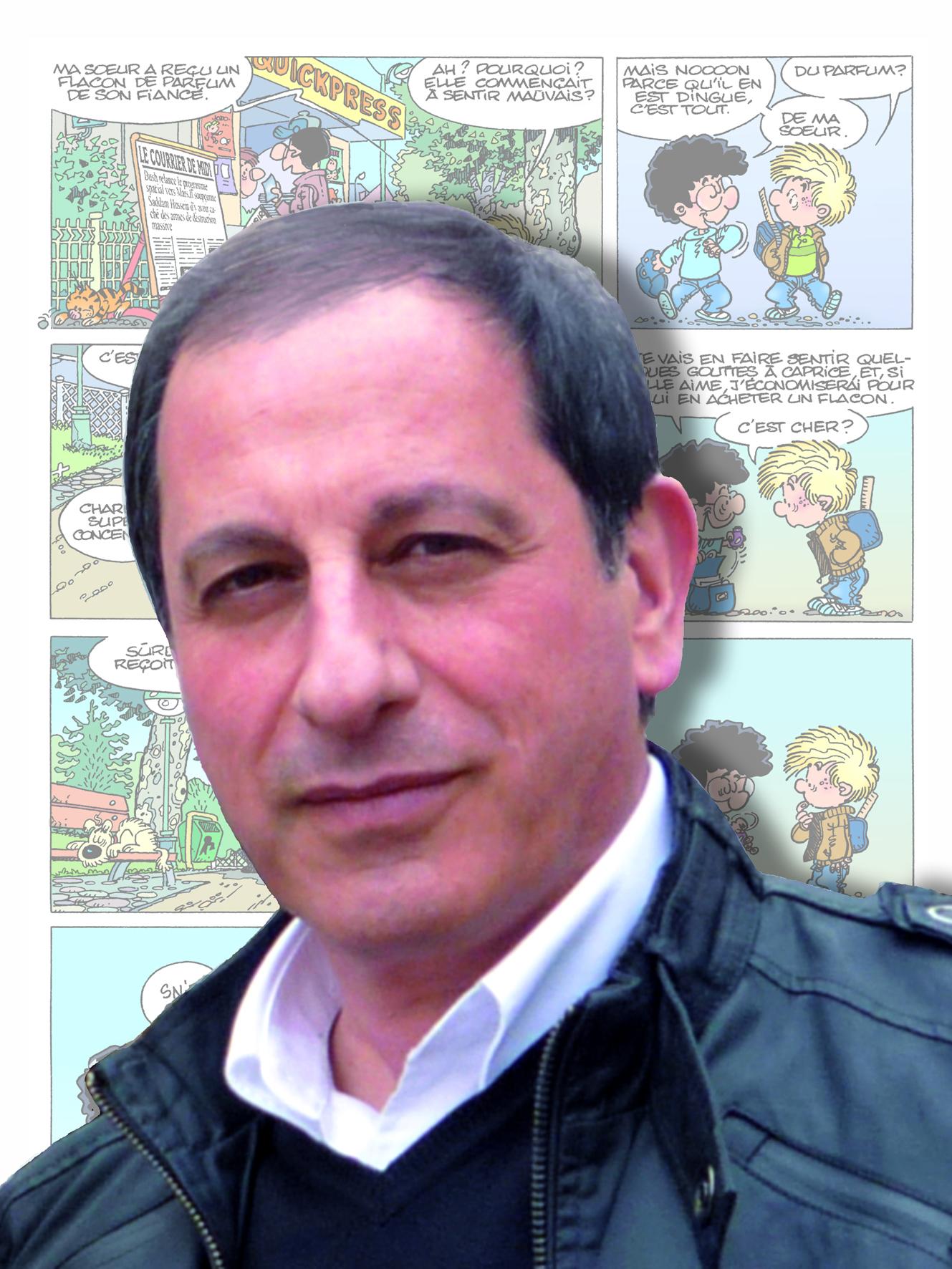 Dessinateur Laudec Cédric