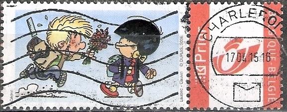 timbre Cédric et Chen