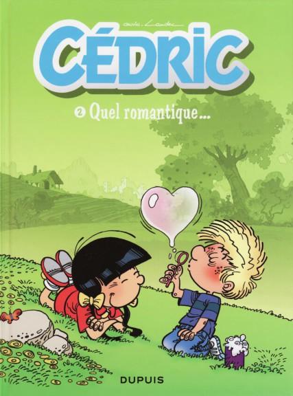album Cédric quel romantique