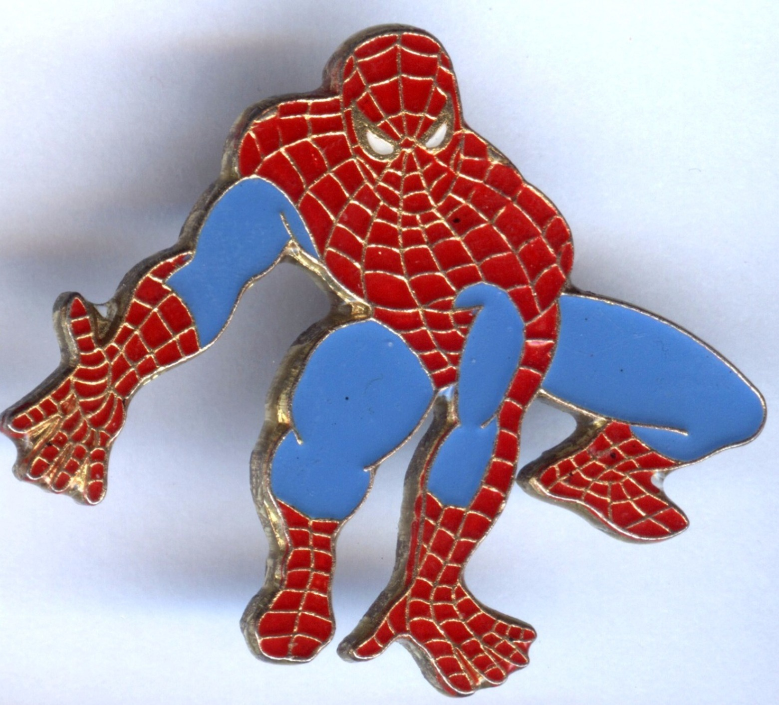 collection Spider-Man : pin's