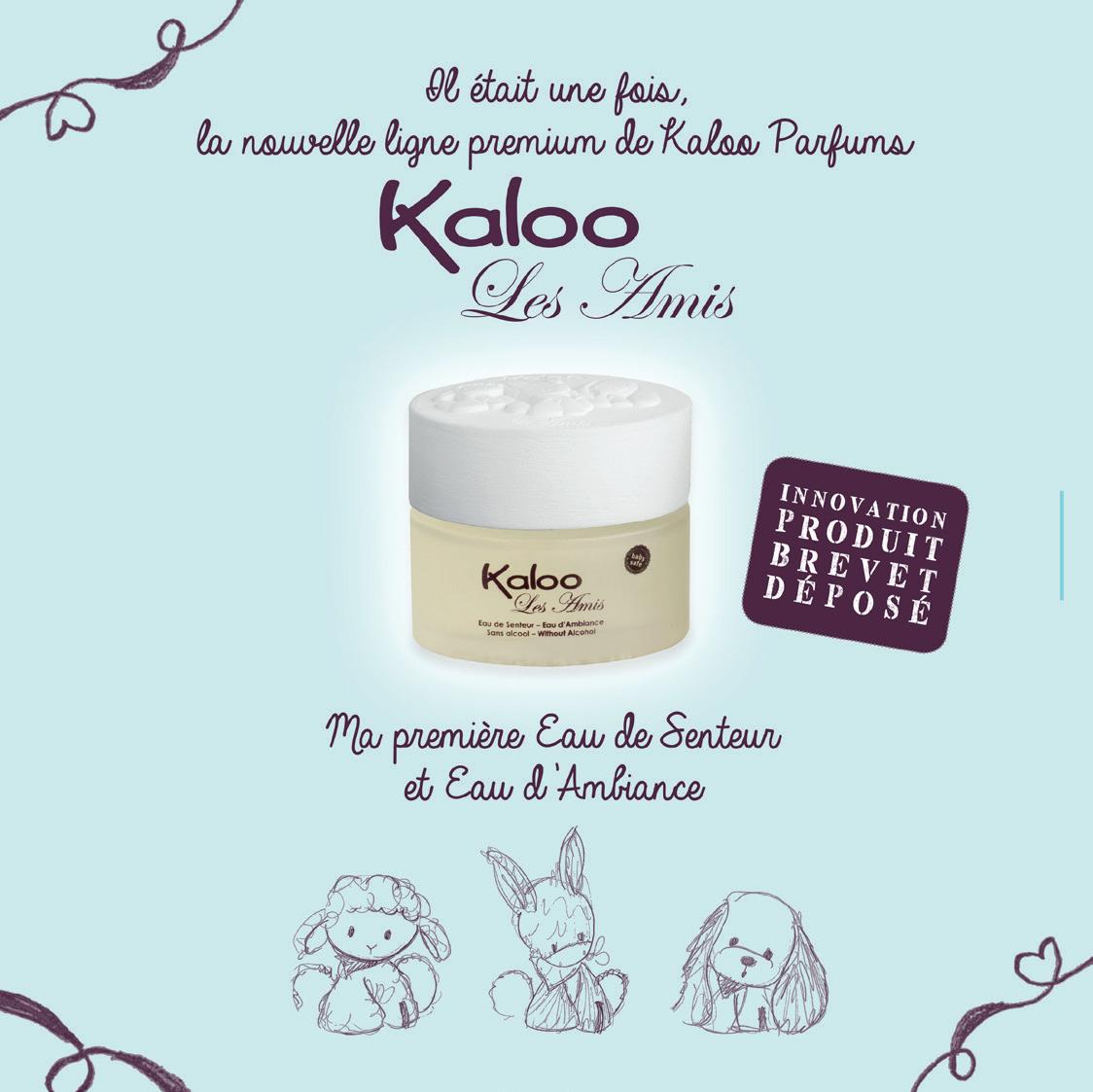 Kaloo parfum d'ambiance