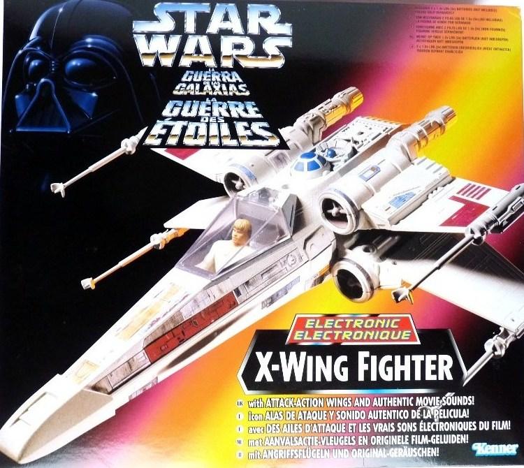 Que la collection star wars soit avec vous delcampe blog - Image star wars vaisseau ...