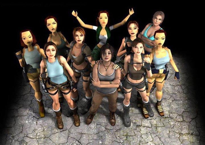 From Lara Croft To Tomb Raider Part 1 Collections
