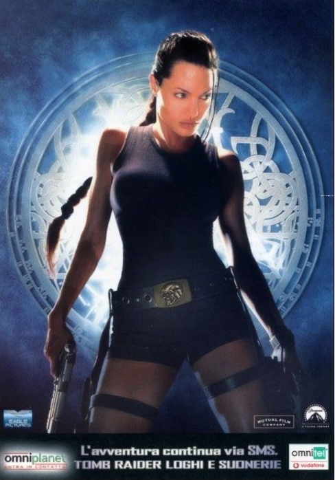 Affiche Lara Croft : Tomb Raider