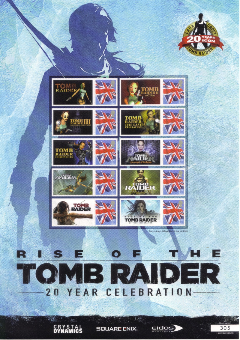 Timbres - Rise of the Tomb Raider