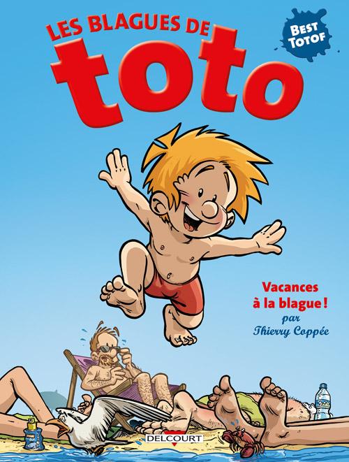 Rencontre avec Thierry Coppée, auteur des Blagues de Toto en BD | Collections | Delcampe Blog
