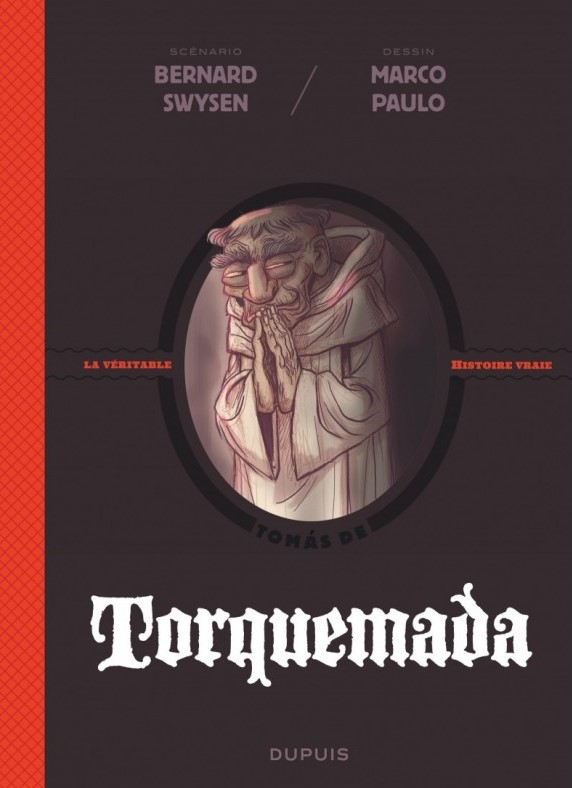 Voltaire, Torquemada et Daubigny… Des vies en bande dessinée !