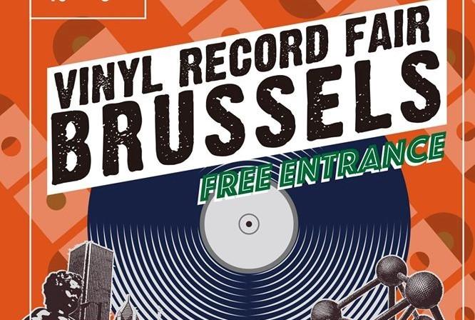 Bienvenue à la 21ème édition de la Brussels Record Fair