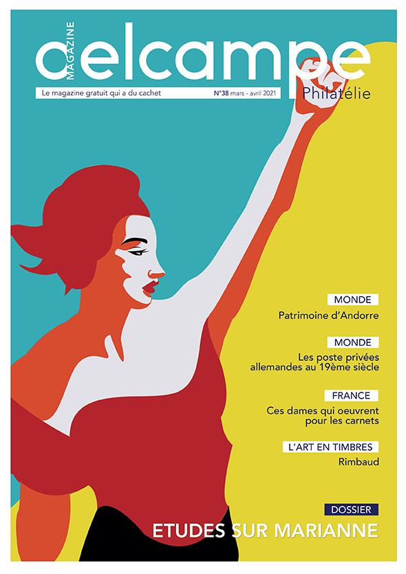 Magazine Delcampe n°38